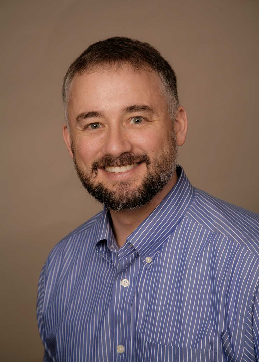 Eric Gulnac, Continuous Improvement Manager
