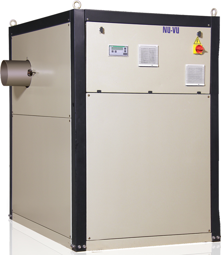 Air Chiller (Water Cooled) – ACW Series