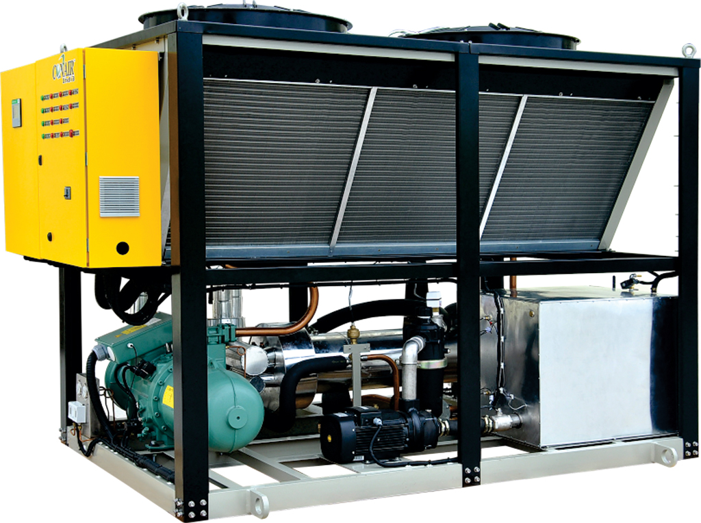 Screw Chiller (Air Cooled Water Chiller)