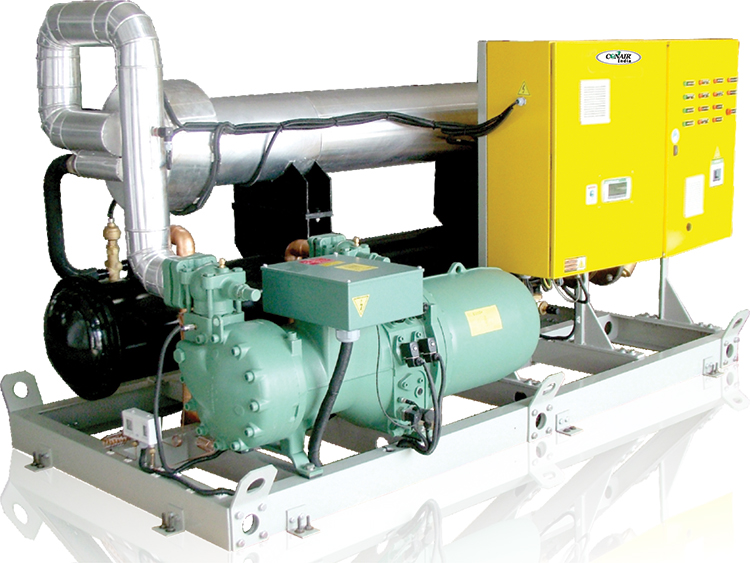 Screw Chiller (Water Cooled Water Chiller)