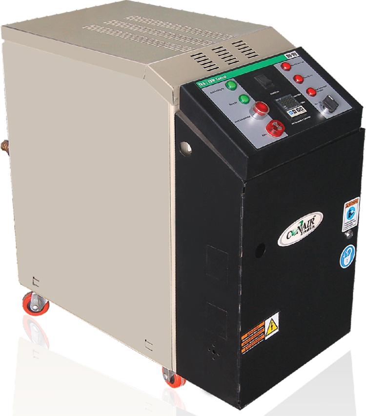 Mould Temperature Controller – TRA, TRW, TH Series
